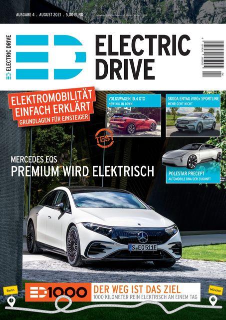 Electric Drive Ausgabe 04/2021