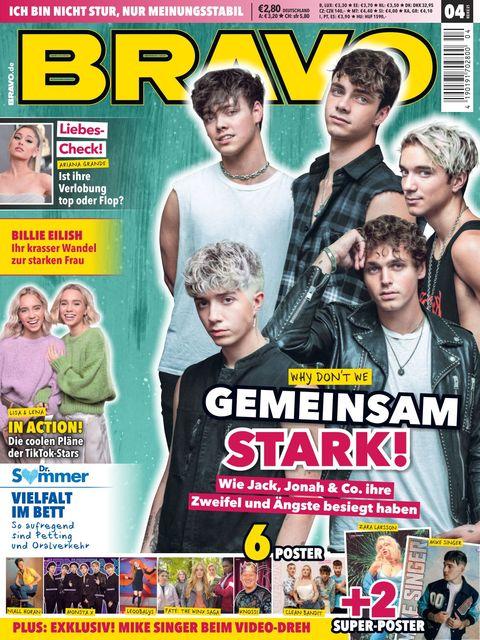 Bravo Ausgabe 4/2021