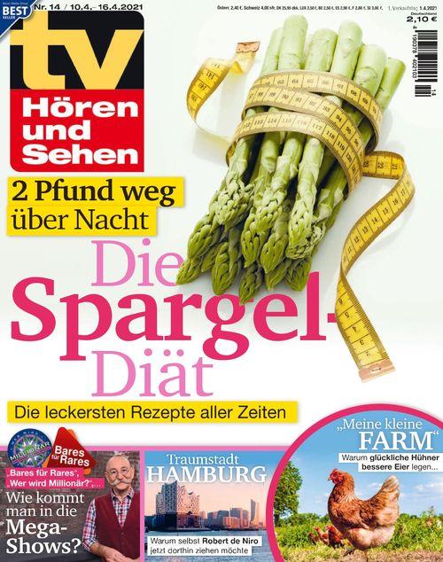 TV Hören und Sehen Ausgabe 14/2021