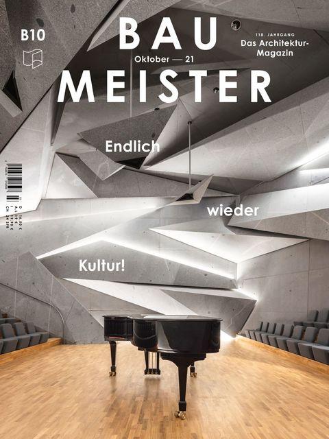 BAUMEISTER Ausgabe 10/2021