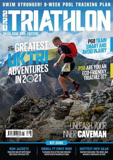 220 Triathlon issue 01/2021