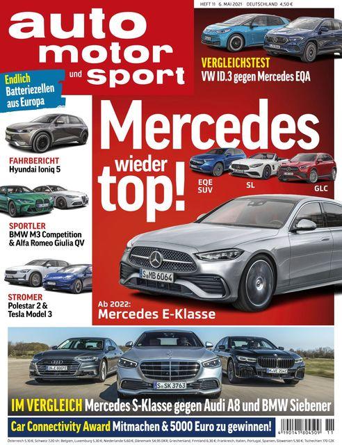 Auto Motor und Sport 2021-05-05