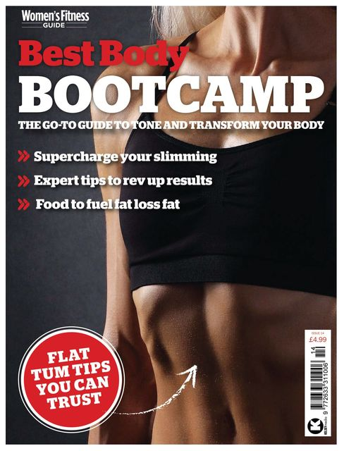 Women's Fitness Guide issue 14 - Best Body Bootcamp