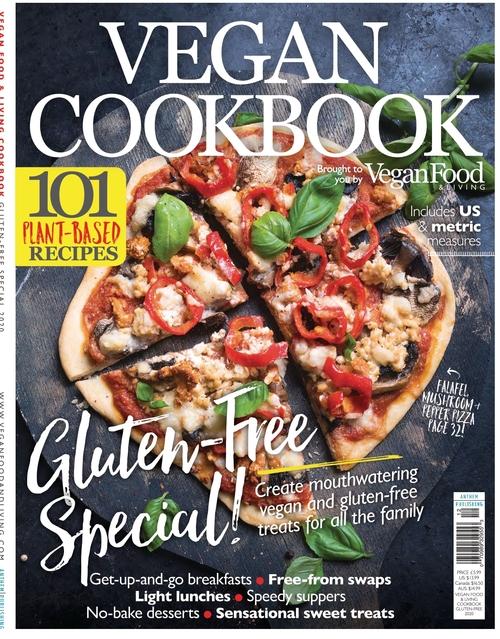 The Vegan Cookbook issue 12, Gluten-free Special!