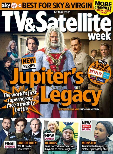 Soap Opera Christmas Pre=Emptions 2021 Tv Satellite Week Magazine 2021 04 27