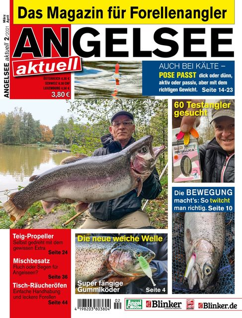 ANGELSEE aktuell 2021-02-09