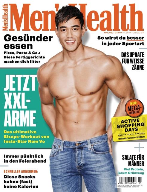 MEN'S HEALTH Ausgabe 05/2020