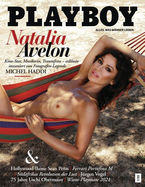 PLAYBOY Natalia Avelon