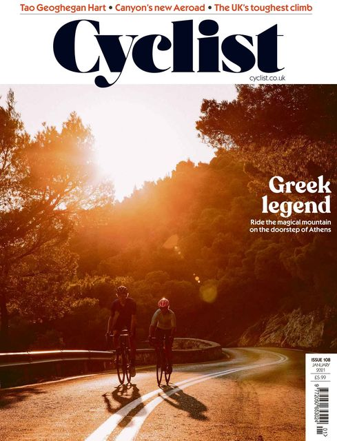 Cyclist issue 01/2021