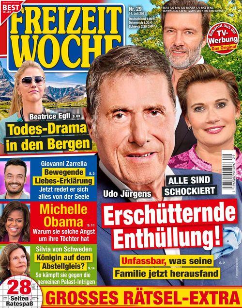 Freizeitwoche Ausgabe 29/2021