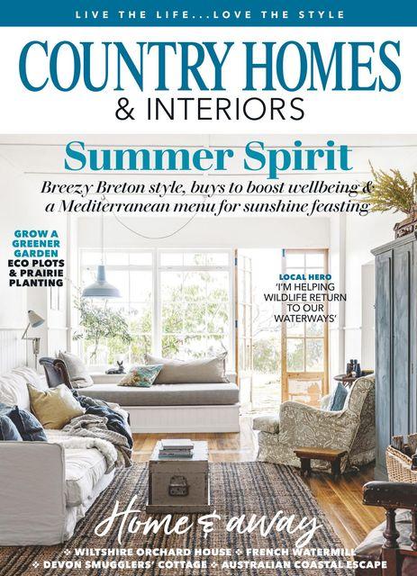 Country Homes & Interiors Magazine 2020-07-02