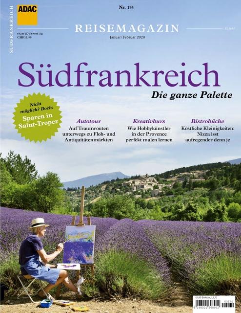 ADAC Reisemagazin 2019-12-12