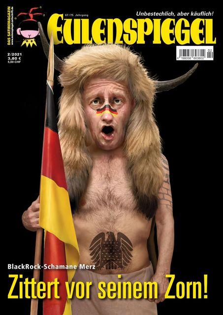 EULENSPIEGEL Ausgabe 02/2021