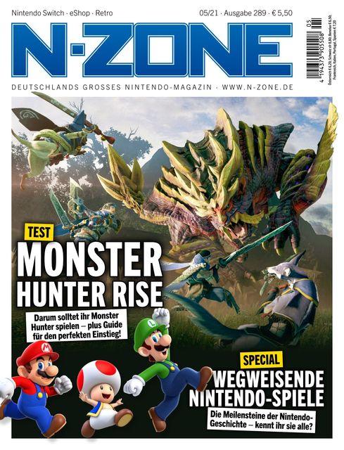 N-ZONE Ausgabe 05/2021