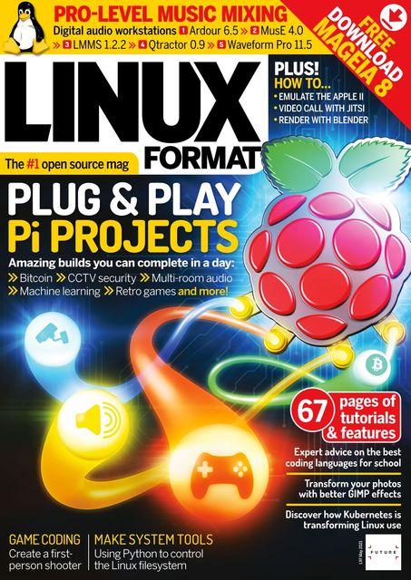 Linux Format 2021-04-06