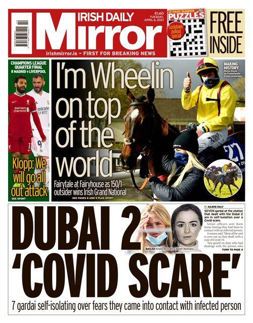 Irish Daily Mirror 2021-04-06