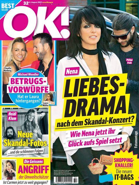 OK! Deutschland Ausgabe 32/2021