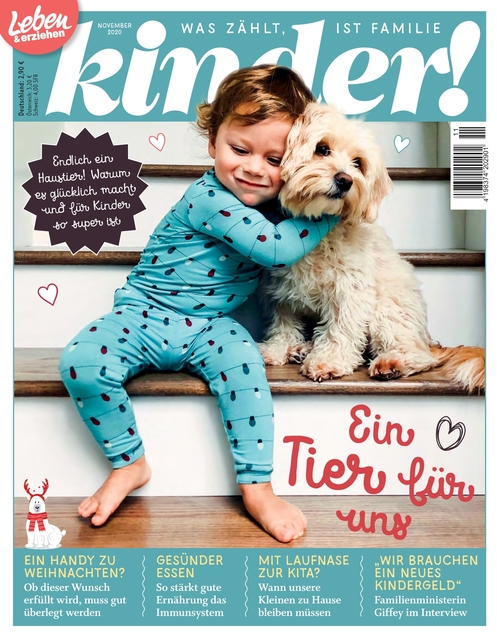 kinder! Ausgabe 11/2020