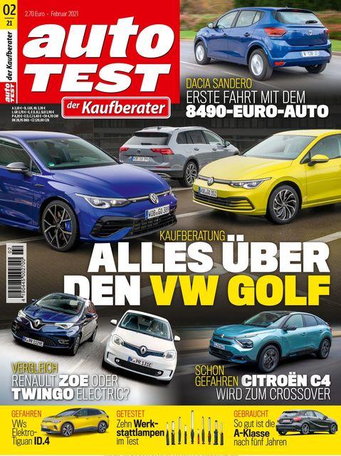 AUTO TEST Ausgabe 02/2021