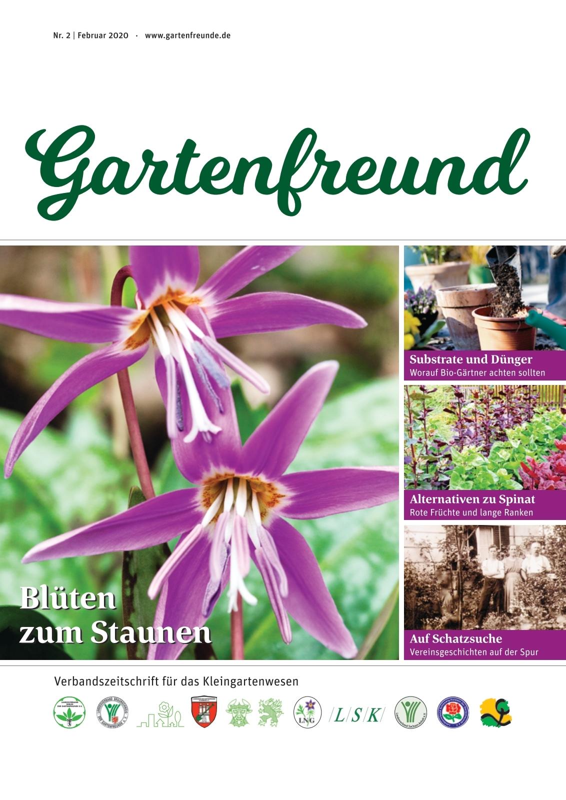 Gartenfreund 2020 02 01