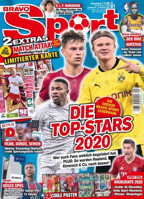 Bravo Sport Ausgabe 1/2021