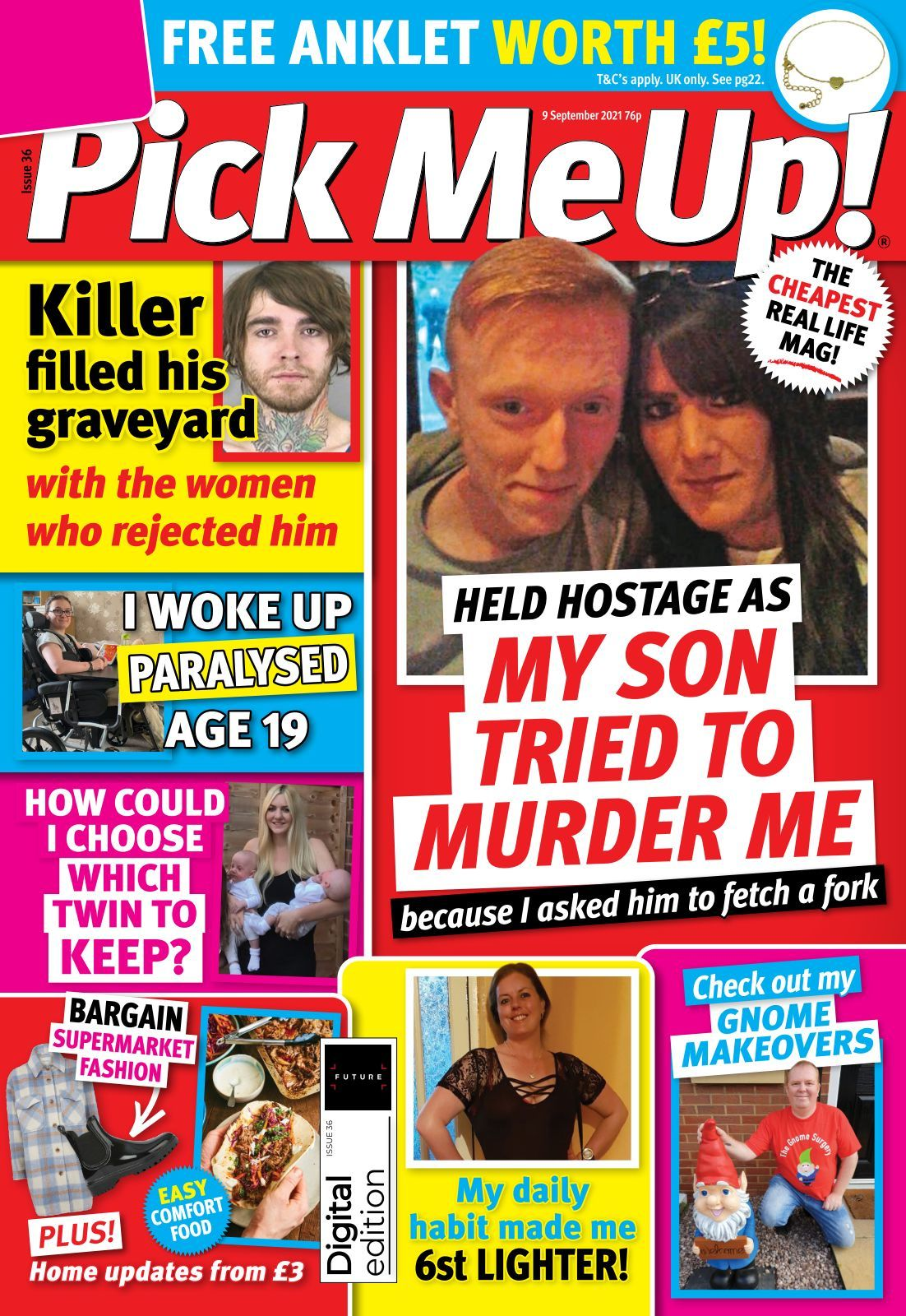 Pick Me Up Magazine   20 20 20