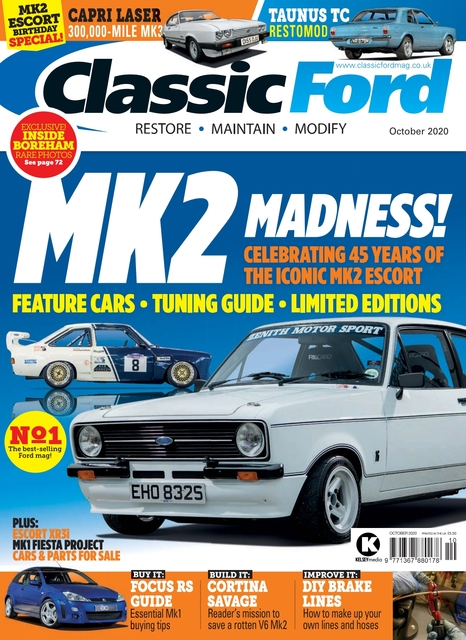 Classic Ford issue 10/2020