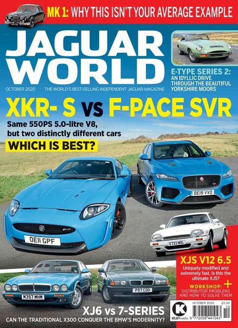 Jaguar World issue 10/2020