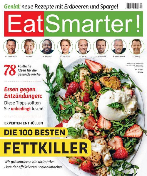 EAT SMARTER Magazin Ausgabe 03/2021