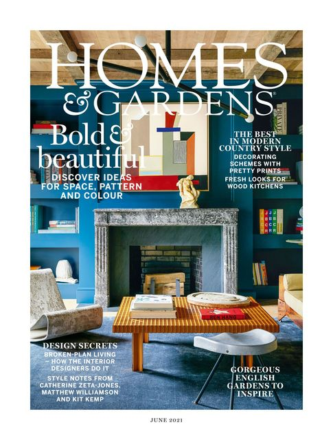 Homes & Gardens issue 06/2021