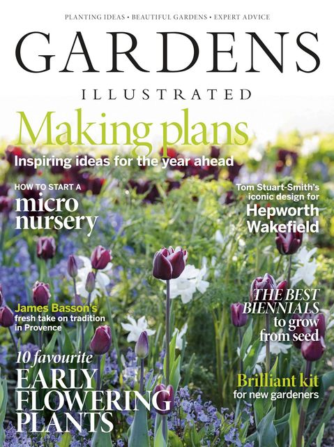 Gardens Illustrated issue 02/2021