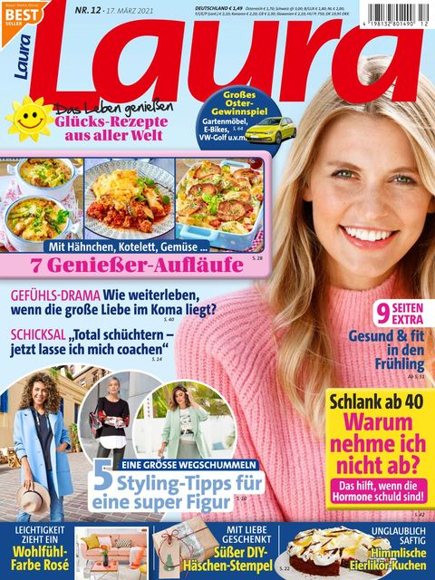 Laura Ausgabe 12/2021