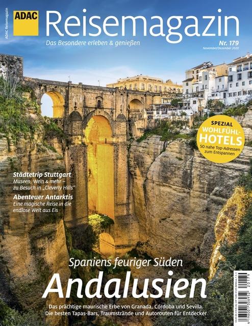 ADAC Reisemagazin 2020-10-15