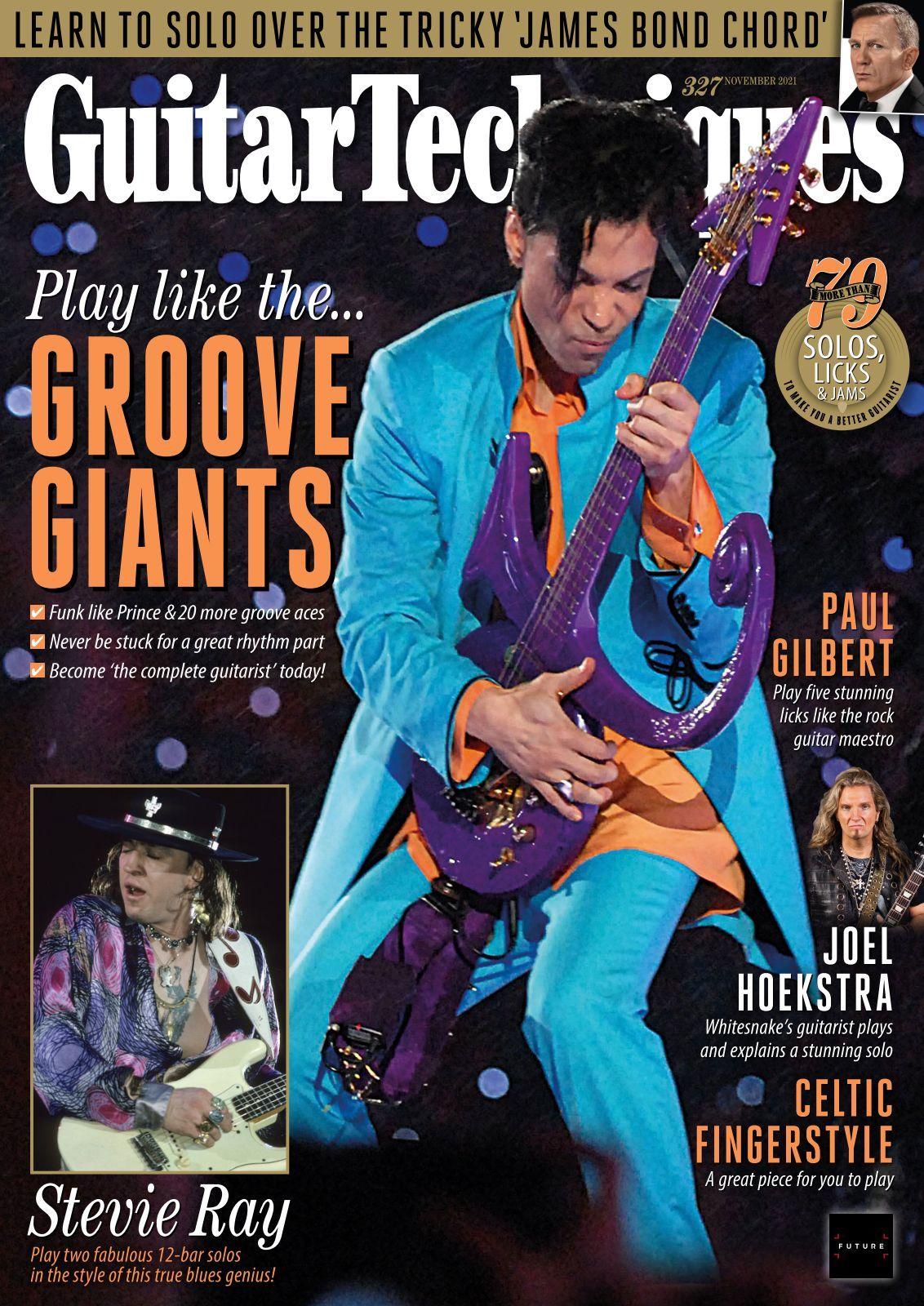 Guitar Techniques   issue 20/20