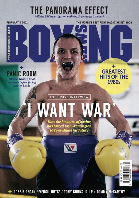 Boxing News 2021-02-04