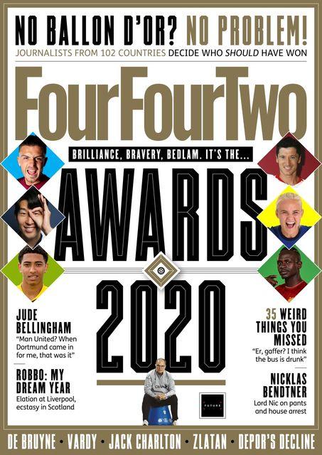 FourFourTwo 2020-12-11