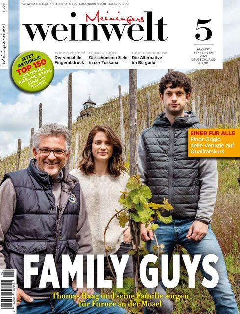 Meiningers Weinwelt Ausgabe 05/2021
