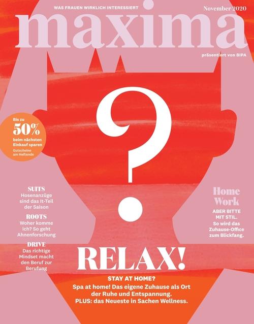maxima Ausgabe 11/2020