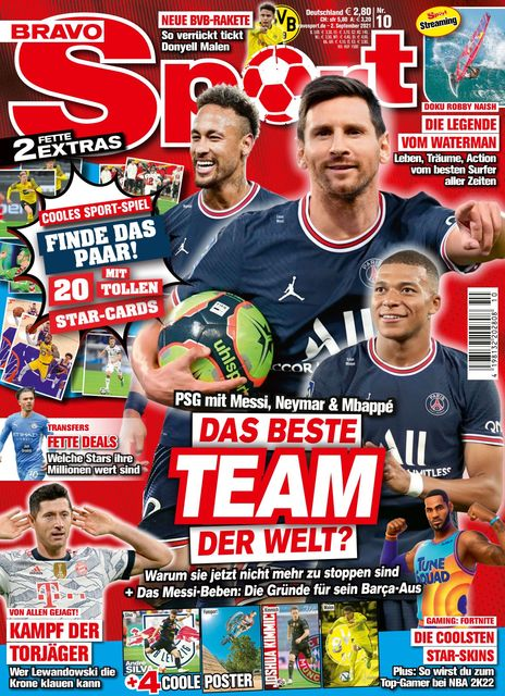 Bravo Sport Ausgabe 10/2021
