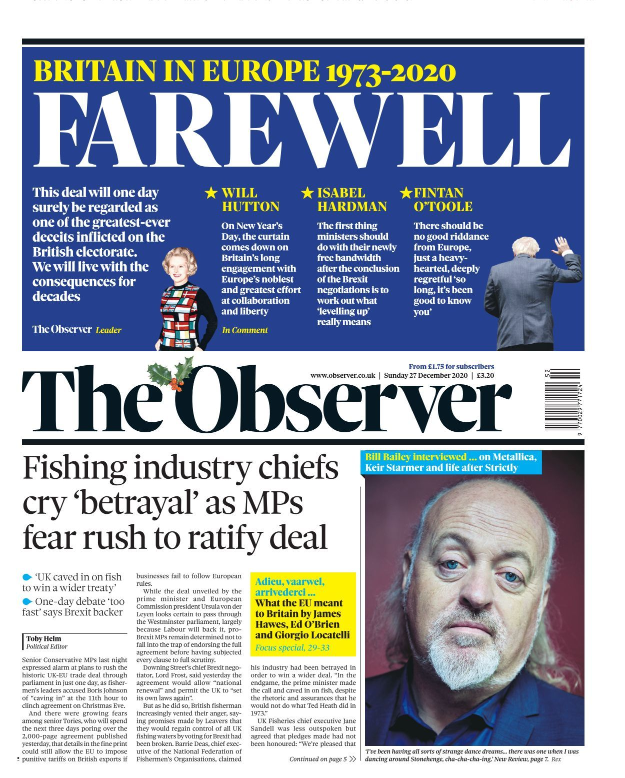 The Observer   12 12 12