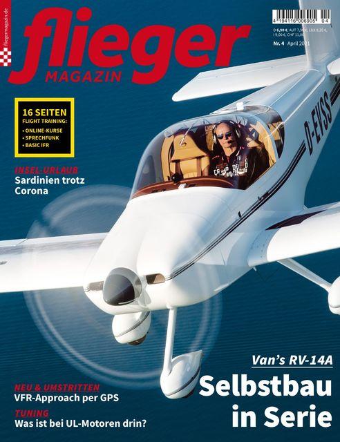 fliegermagazin Ausgabe 04/2021