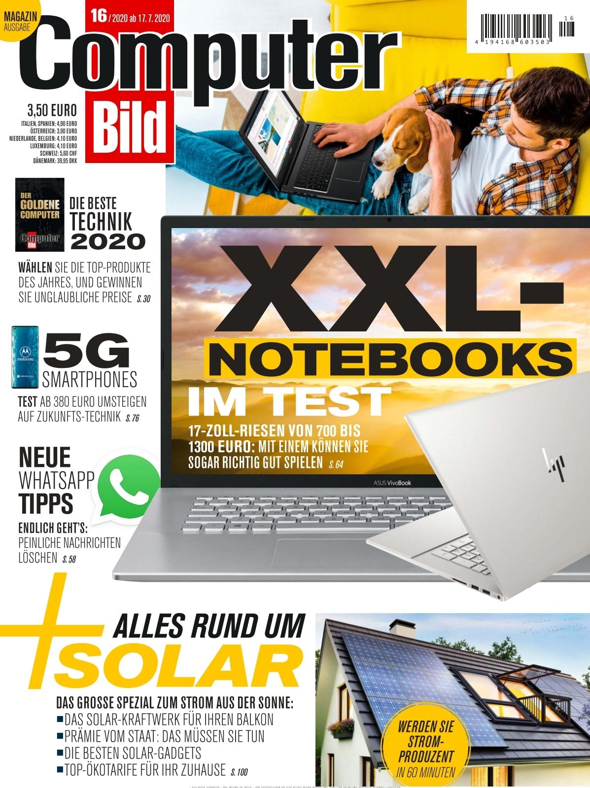 COMPUTER BILD   Ausgabe 21/21
