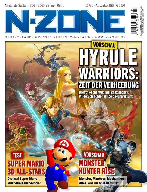 N-ZONE Ausgabe 11/2020