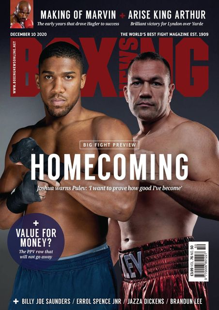 Boxing News 2020-12-10