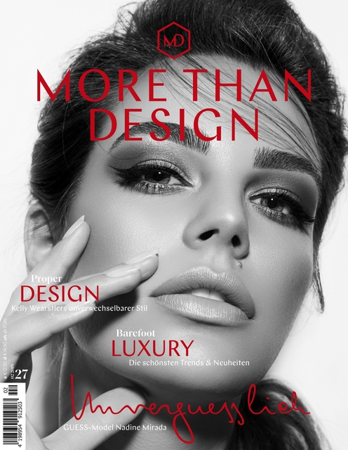 MORE THAN DESIGN Ausgabe 02/2019