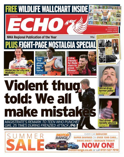 Liverpool Echo 2021-07-28