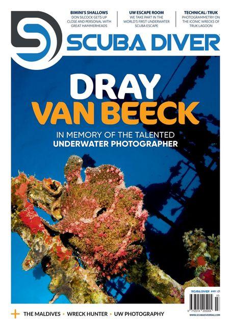 Scuba Diver Magazine issue 49