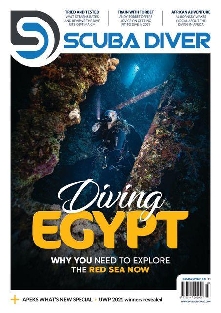 Scuba Diver Magazine Issue 47
