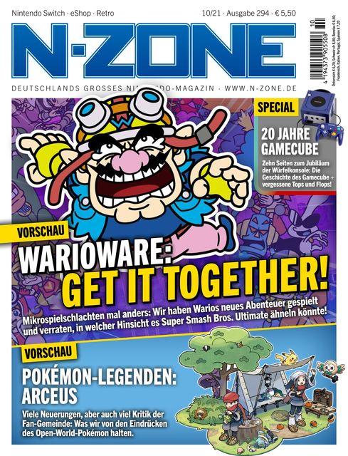 N-ZONE Ausgabe 10/2021