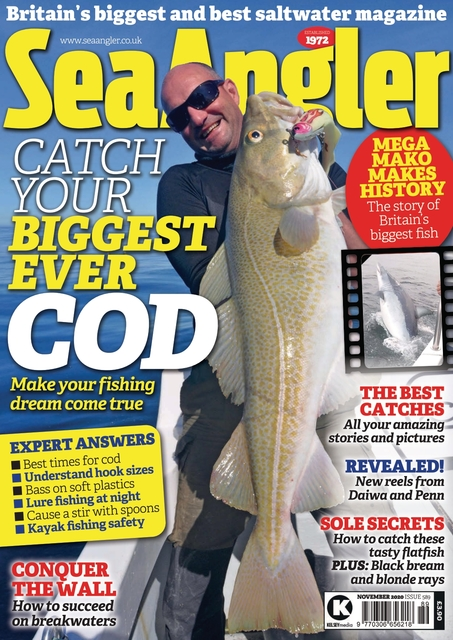 Sea Angler issue 11/2020
